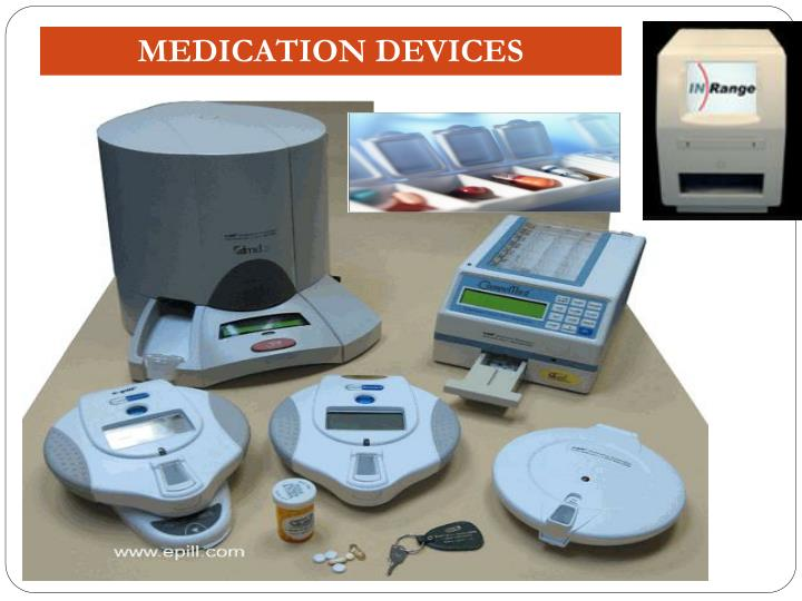 MEDICATION DEVICES