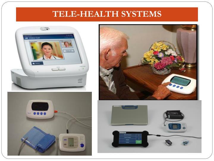 TELE-HEALTH SYSTEMS
