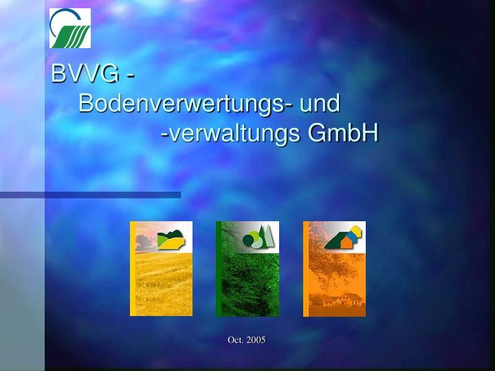 BVVG -