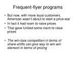 frequent flyer programs1