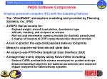 pads software components