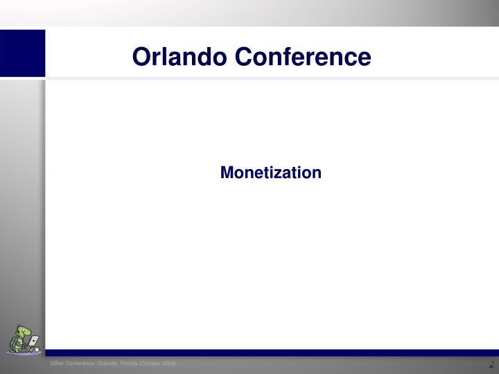 orlando conference n.