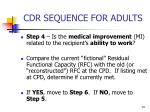 cdr sequence for adults3