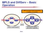 mpls and diffserv basic operation2