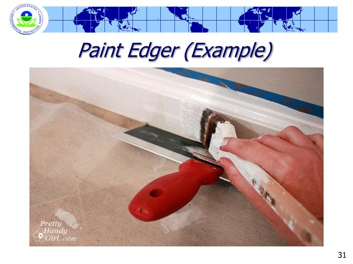 Paint Edger (Example)