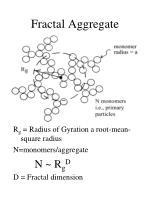 fractal aggregate