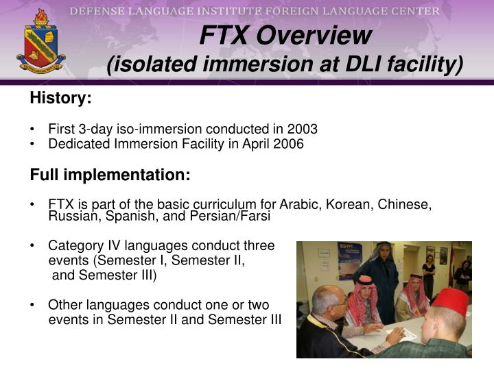 FTX Overview