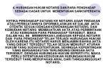 4 hubungan hukum notaris dan para penghadap sebagai dasar untuk menentukan sanksiperdata