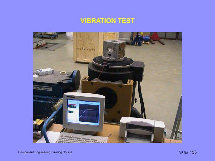 VIBRATION TEST