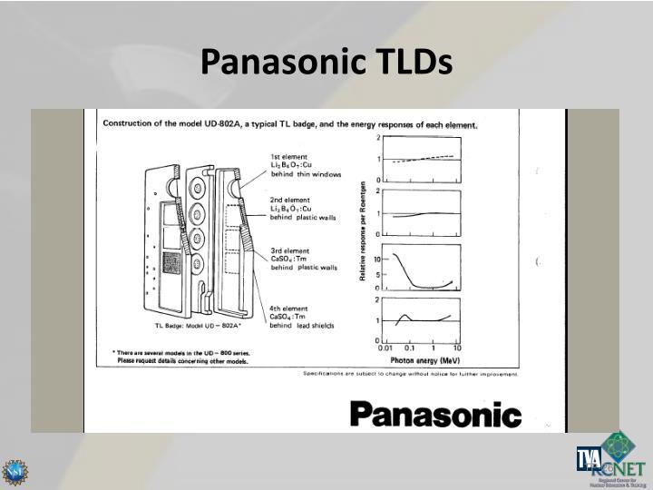 Panasonic TLDs