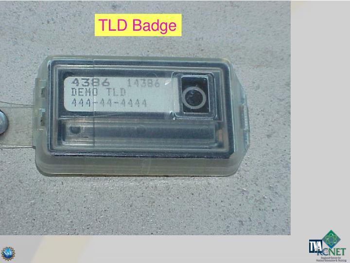 TLD Badge