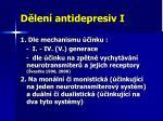 d len antidepresiv i