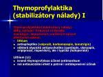 thymoprofylaktika stabiliz tory n lady i