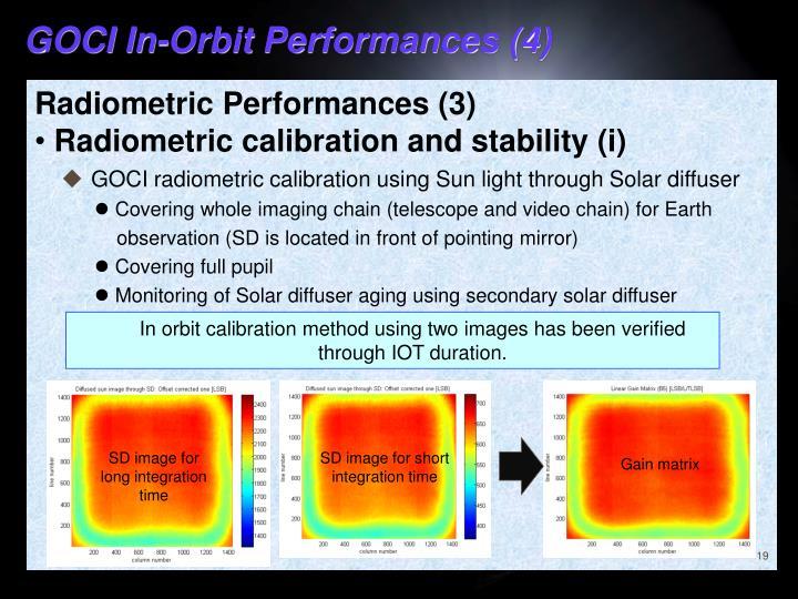 GOCI In-Orbit Performances (4)