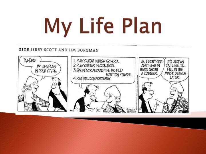 My Life Plan