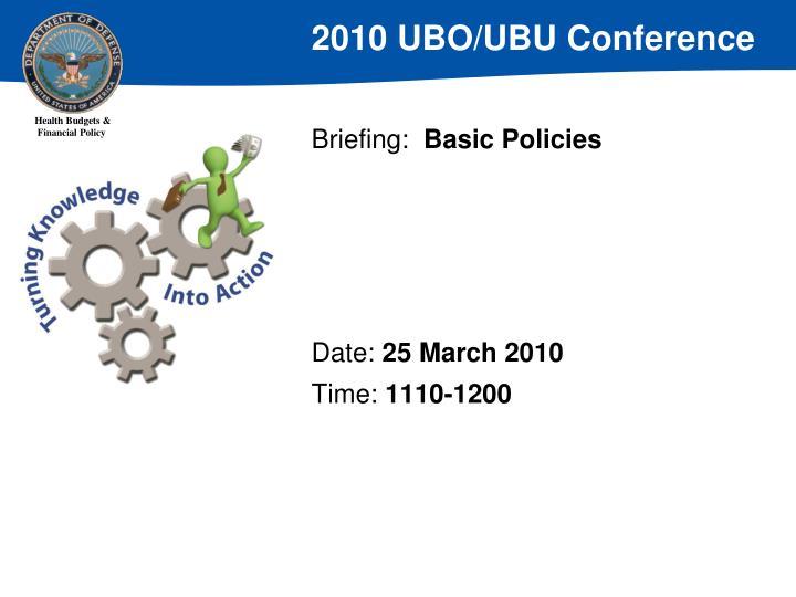 briefing basic policies n.