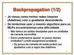 backpropagation 1 2