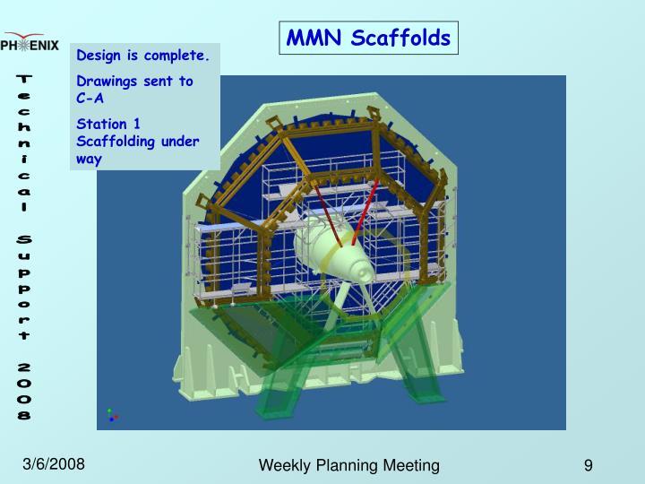 MMN Scaffolds