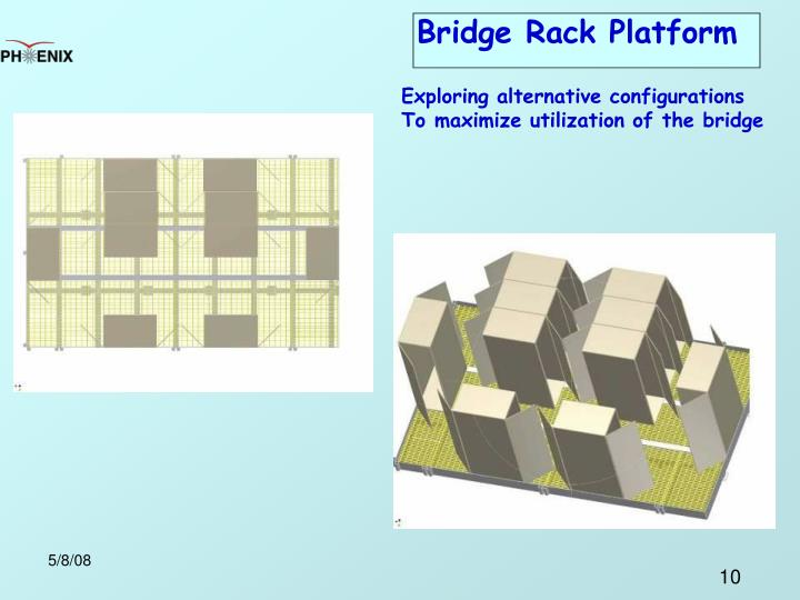 Bridge Rack Platform