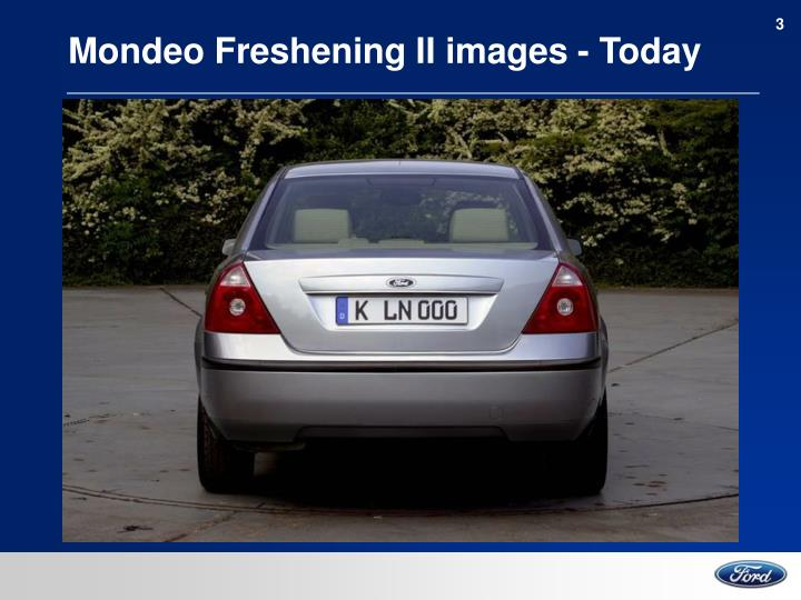 Mondeo freshening ii images today1