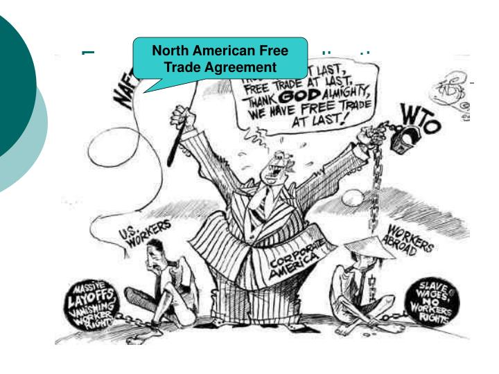 For and against globalization