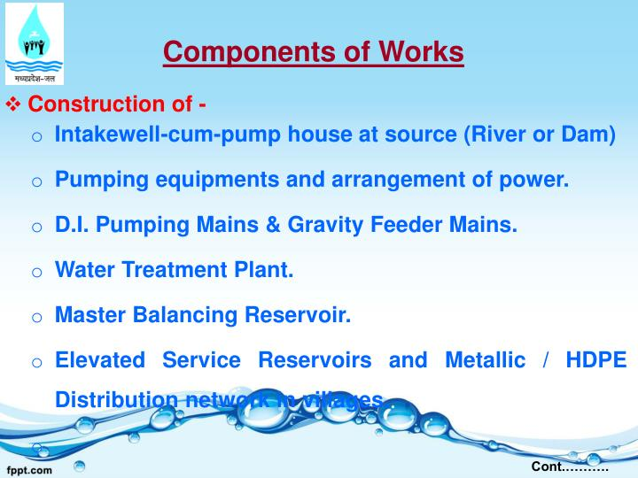 Components of Works