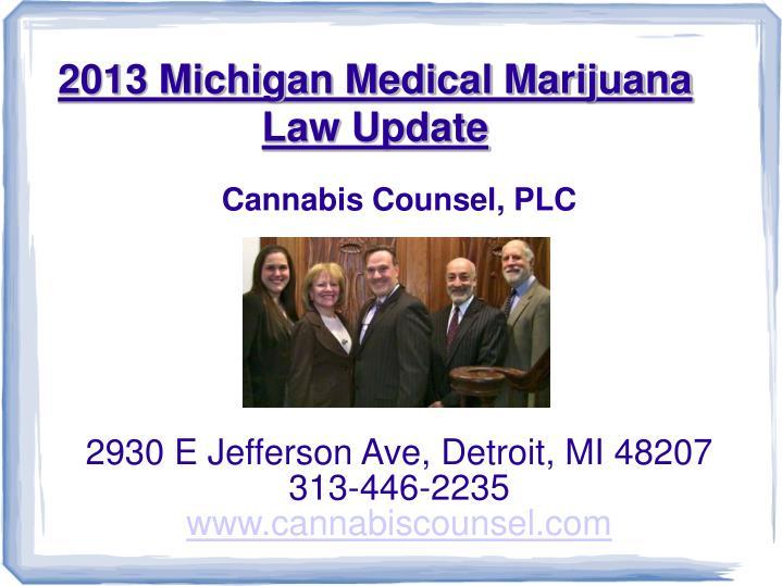 Cannabis Counsel, PLC