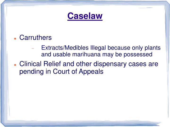 Caselaw