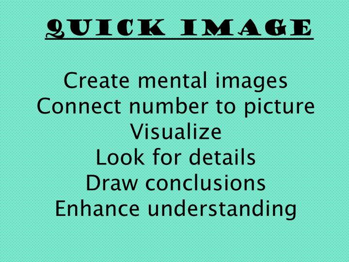Quick Image