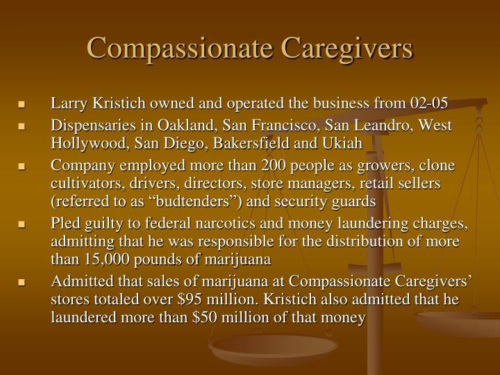 Compassionate Caregivers