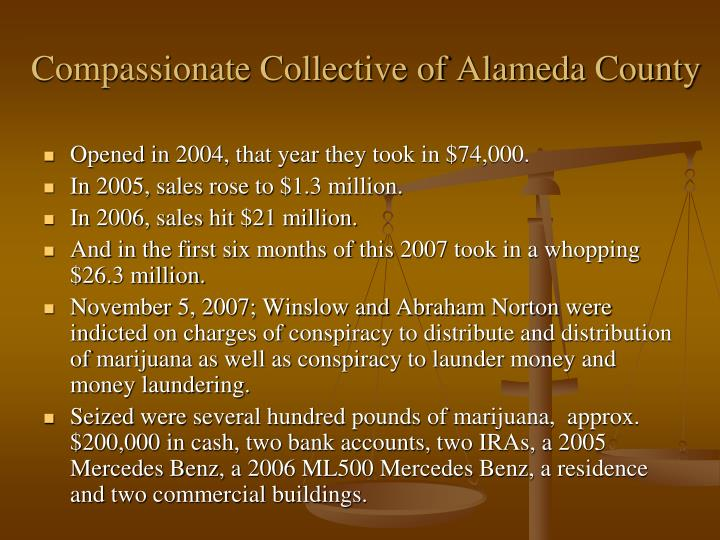 Compassionate Collective of Alameda County