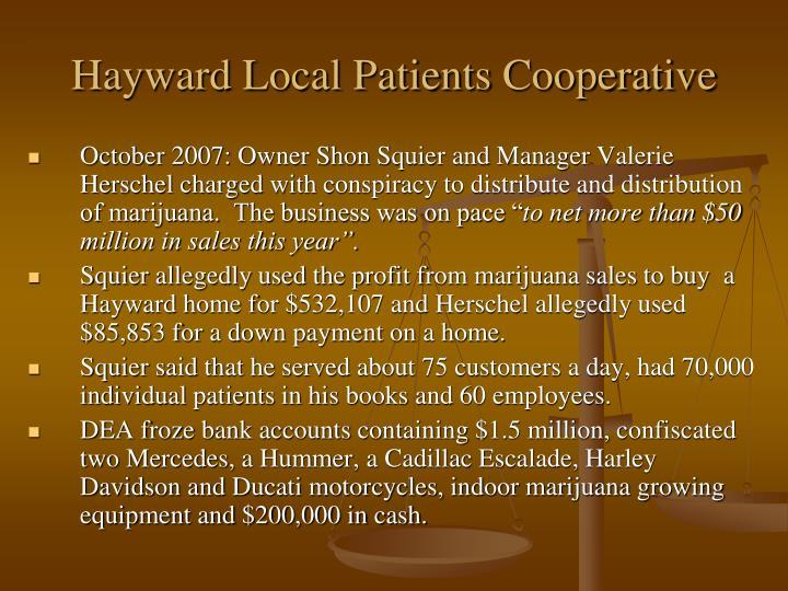 Hayward Local Patients Cooperative