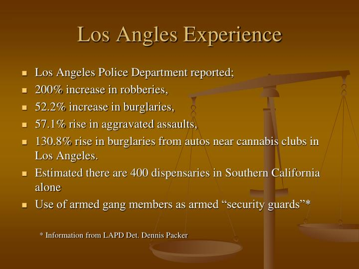 Los Angles Experience