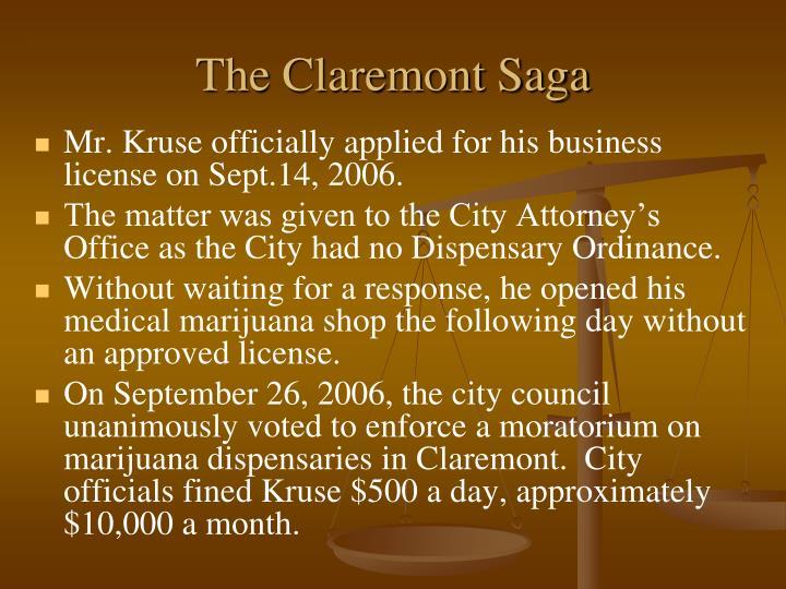 The Claremont Saga