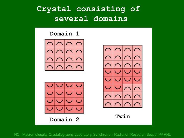 Domains irregular