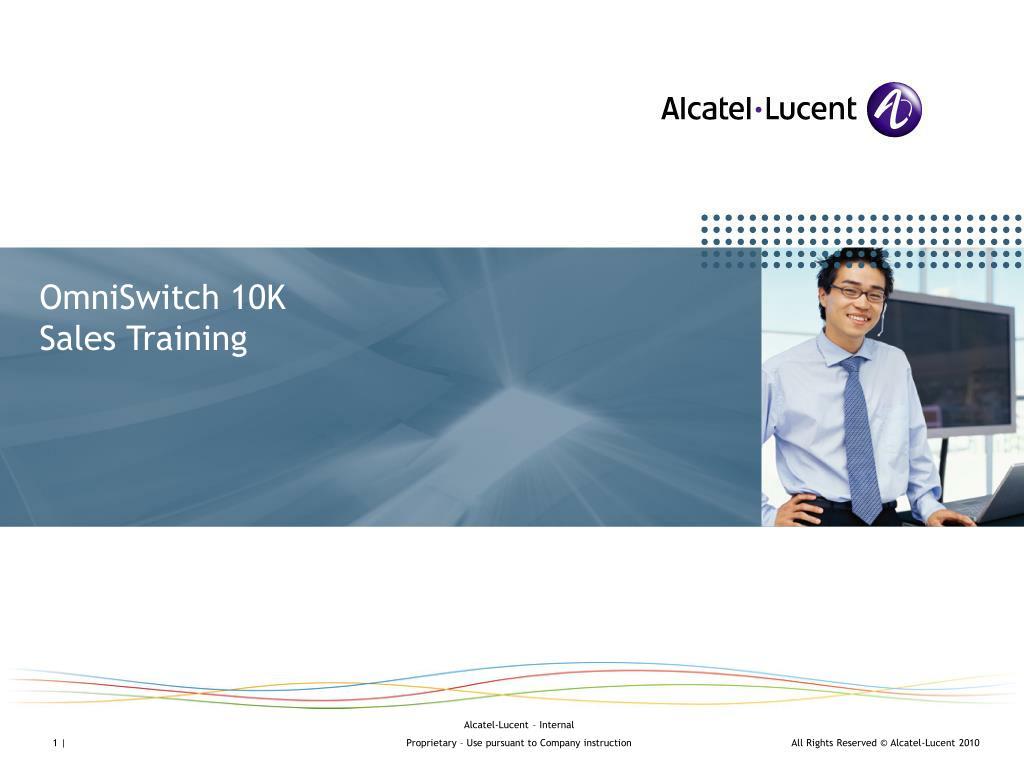 ppt omniswitch 10k sales training powerpoint presentation id 3337639