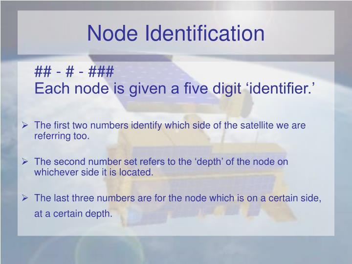 Node Identification