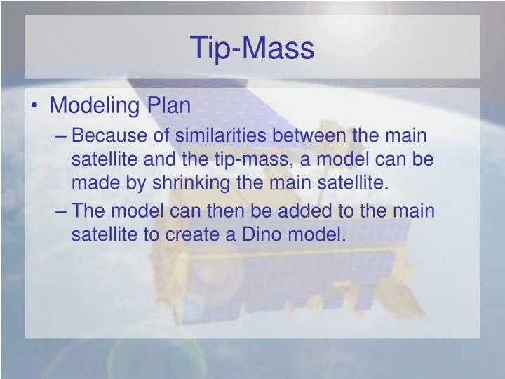 Tip-Mass