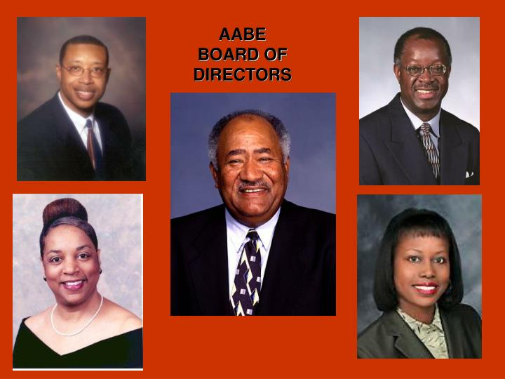 AABE BOARD OF DIRECTORS