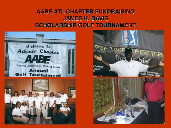 AABE ATL CHAPTER FUNDRAISING