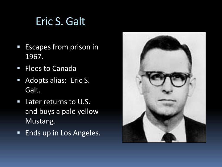 Eric S. Galt