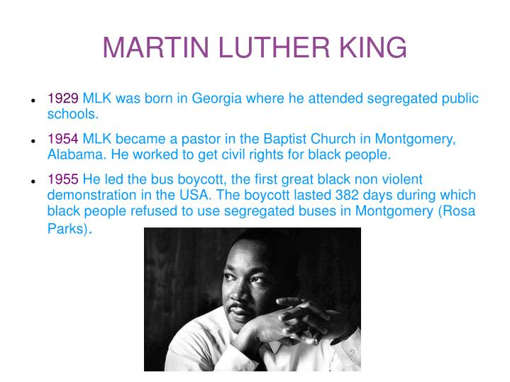 leadership essay on martin luther king This paper focuses mainly on the ethical leadership of dr martin luther king jr.