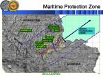 maritime protection zone