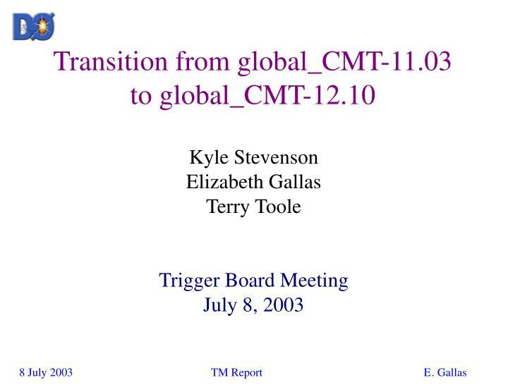 Kyle stevenson elizabeth gallas terry toole trigger board meeting july 8 2003