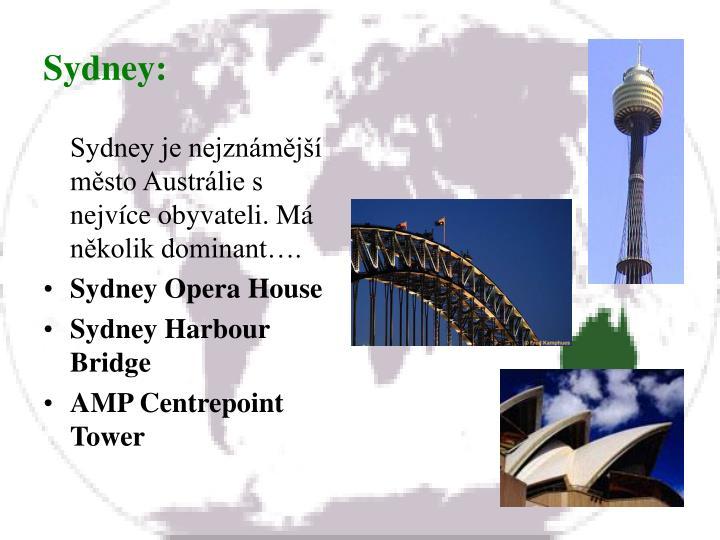 Sydney:
