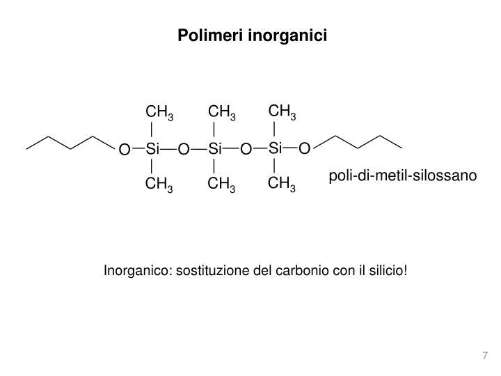 Polimeri inorganici