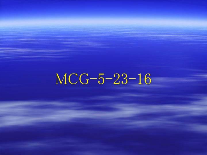 MCG-5-23-16