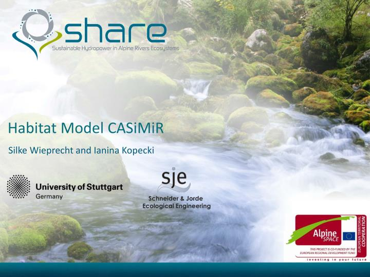 Habitat model casimir