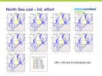 north sea cod int effort2
