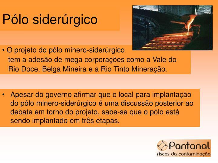 Pólo siderúrgico
